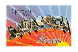 Greetings from Sarasota, Florida, the Air Conditioned City