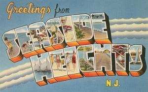 Greetings from Seaside Heights, New Jersey