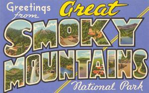 Greetings from Smoky Mountains