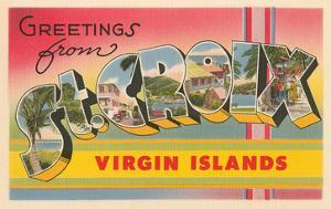 Greetings from St. Croix, Virgin Islands