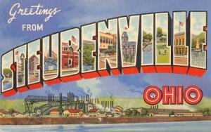 Greetings from Steubenville, Ohio