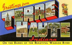 Greetings from Terre Haute, Indiana