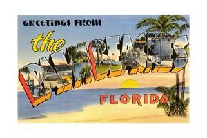 Greetings from the Palm Beaches, Florida