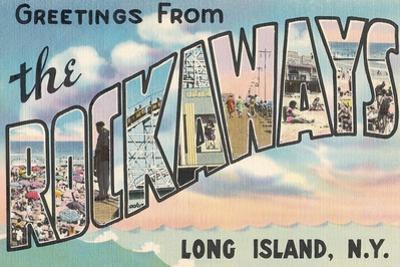 Greetings from the Rockaways, Long Island, New York