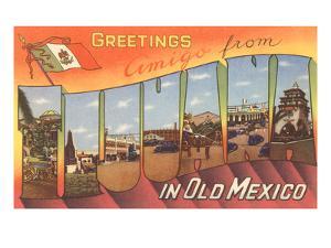 Greetings from Tijuana, Mexico