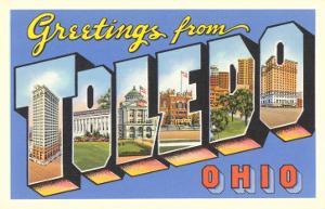 Greetings from Toledo, Ohio