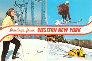 Greetings from Western New York