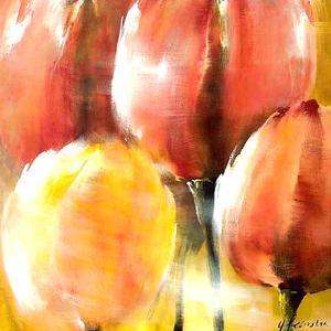 Overwhelming I by Greetje Feenstra