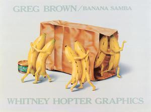 Banana Samba by Greg Brown