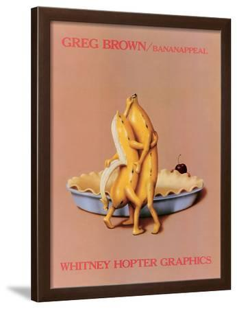 Bananappeal by Greg Brown