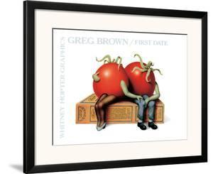 First Date by Greg Brown