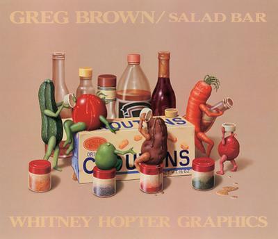 Salad Bar by Greg Brown