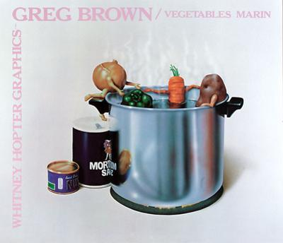 Vegetables Marin by Greg Brown