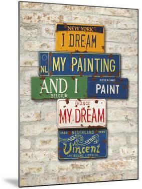 Vincent, Dream by Greg Constantine