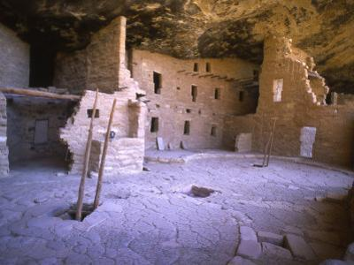 Ancient Anasazi Dwelling in Mesa Verde National Monument by Greg Dale