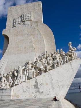 Discovery Monument Padrao Dos Descobrimentos, Belem, Lisbon, Portugal by Greg Elms