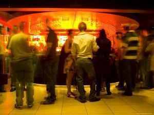 Manchester Lane Bar and Nightclub by Greg Elms