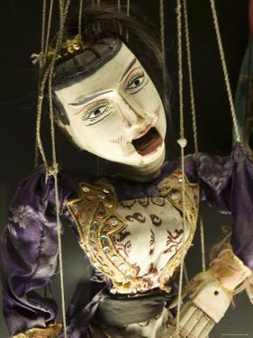 Marionet, Museu Da Marioneta, Sao Bento, Lisbon, Portugal by Greg Elms