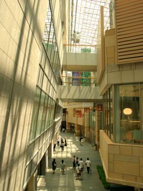 Shopping Centre in Roppongi Hills, Tokyo, Japan by Greg Elms