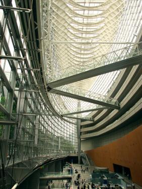 Tokyo International Forum Building, Tokyo, Japan by Greg Elms