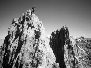 Rock Climbing, Tuolumne Meadows, CA by Greg Epperson