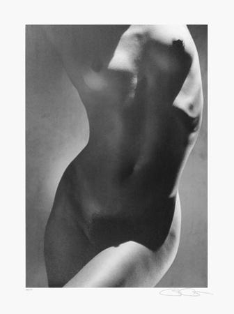 Weiblicher Torso by Greg Gorman