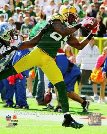 Greg Jennings 2010 Action
