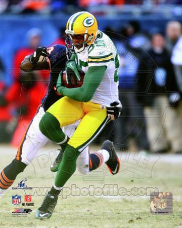 Greg Jennings 2010 NFC Championship Game Action