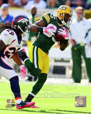 Greg Jennings 2011 Action