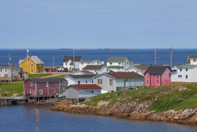 Fogo Island, Newfoundland, Canada by Greg Johnston