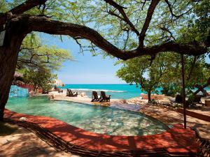 Jake's Resort, Treasure Beach by Greg Johnston