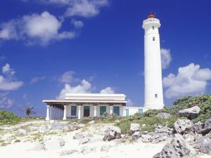 Punta Sur Celarain Lighthouse, Cozumel, Mexico by Greg Johnston