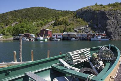 Quidi Vidi Harbor, St. Johns, Newfoundland, Canada by Greg Johnston
