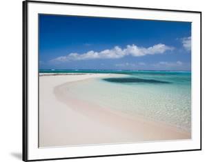 Sandy Point, Little Cayman, Cayman Islands, Caribbean by Greg Johnston