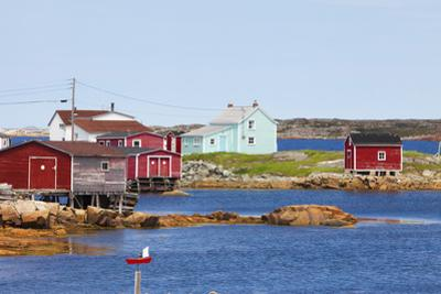 Twillingate, Newfoundland, Canada by Greg Johnston