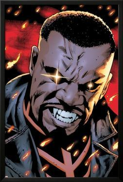 Mighty Avengers #9 Featuring Blade by Greg Land