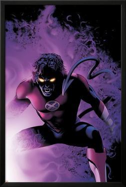 Nightcrawler No.4 Cover: Nightcrawler by Greg Land