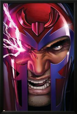 Uncanny X-Men No.516 Cover: Magneto by Greg Land