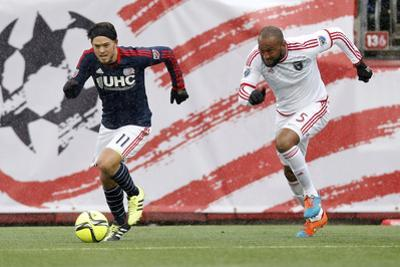 MLS: San Jose Earthquakes at New England Revolution
