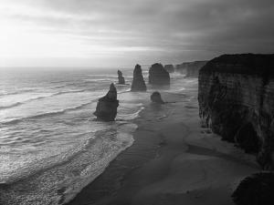 Australia, Victoria, the Twelve Apostles in Port Campbell NP by Greg Probst