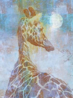 Africa Giraffe by Greg Simanson