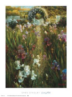 Inviting Path by Greg Singley