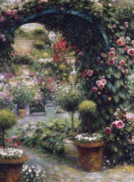 Town Garden Nursery by Greg Singley