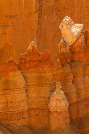 Close-Up of a Rock Formation by Greg Winston