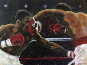 Leonard Hearns by Gregg DeGroat
