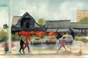The Dublin Pub by Gregg DeGroat