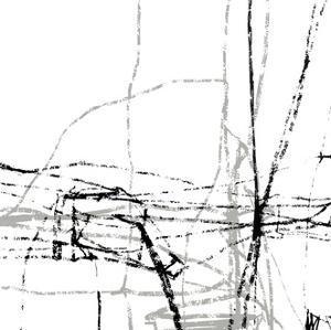 Chalk Doodles J by Gregory Garrett