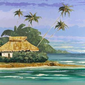 Tropical 2 by Gregory Garrett