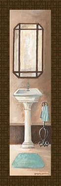 Bath Panel II by Gregory Gorham