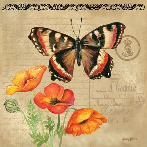 Butterfly by Gregory Gorham